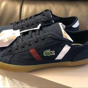 New Lacoste men shoes